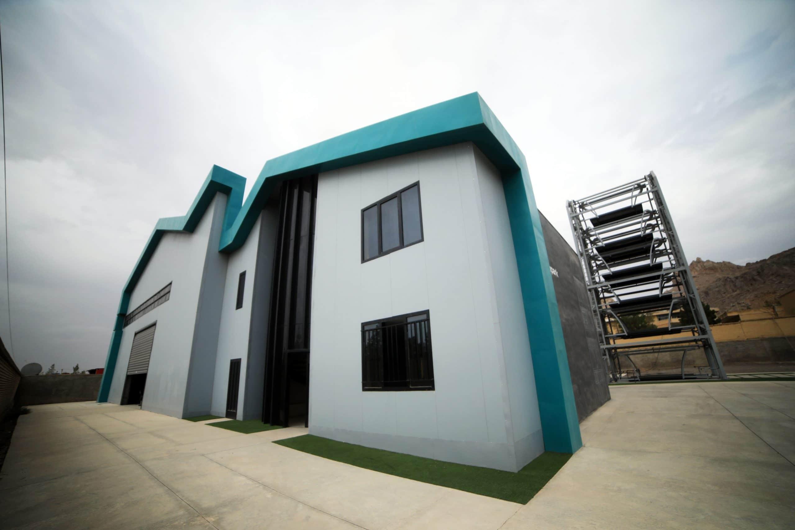 مجتمع صنعتی تولید پارکینگ مکانیزه اپتیم پارک