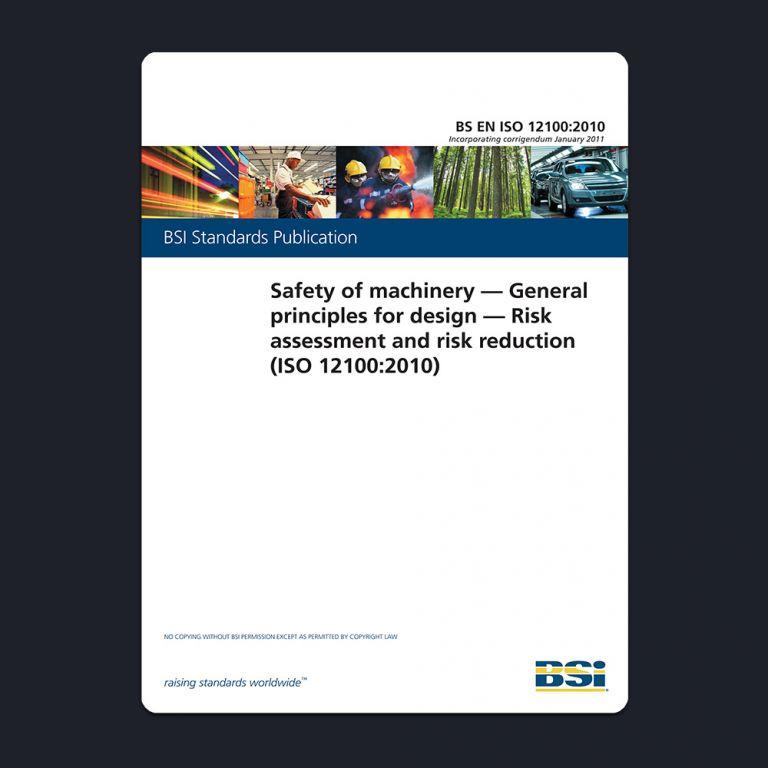 BS EN ISO 12100:2010